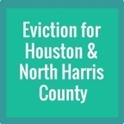 Eviction for Houston and North Harris County