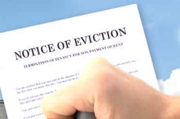 Eviction Notice Houston TX and Harris County